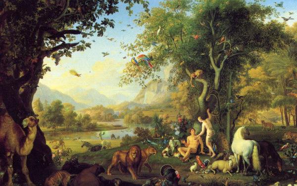 L'Eden II, un poème collectif !
