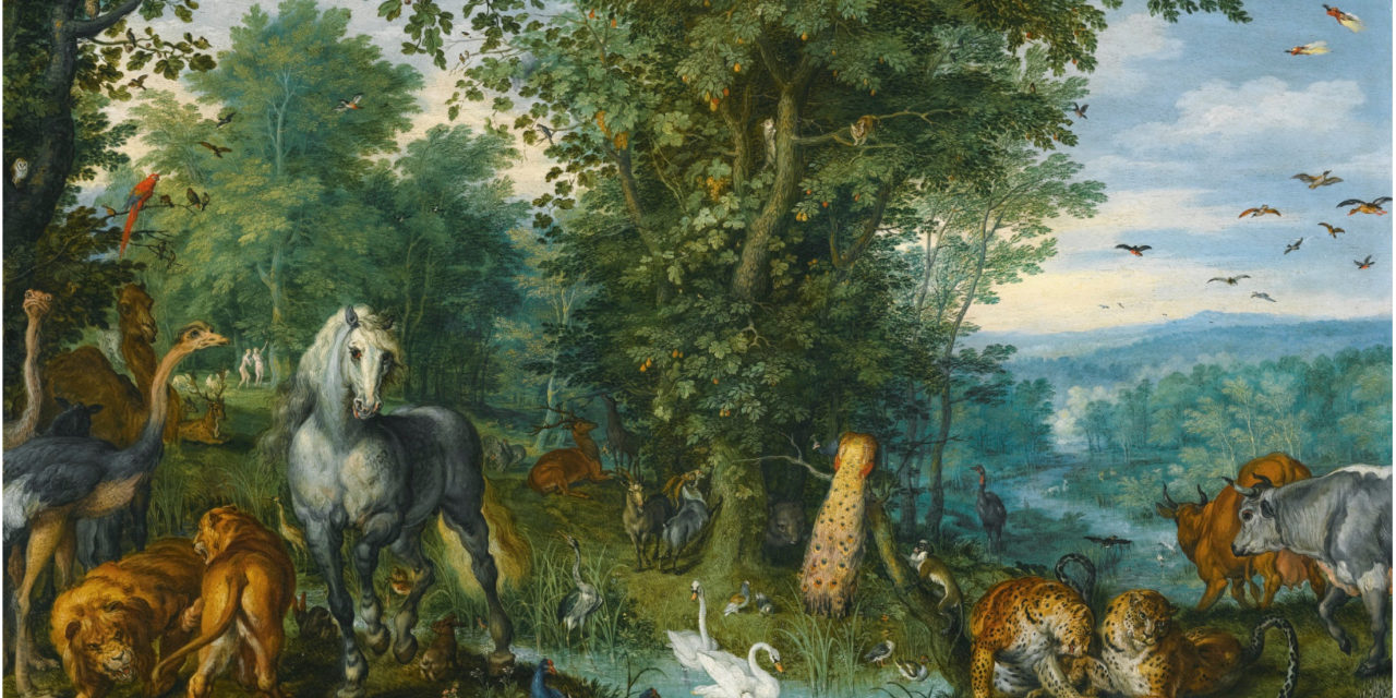 L'Eden I, un poème collectif !