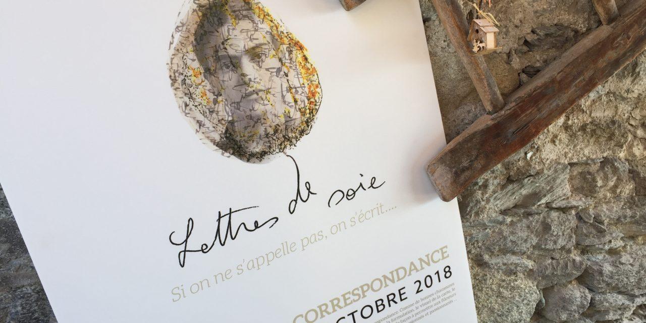 Festival Lettres de soie 2018
