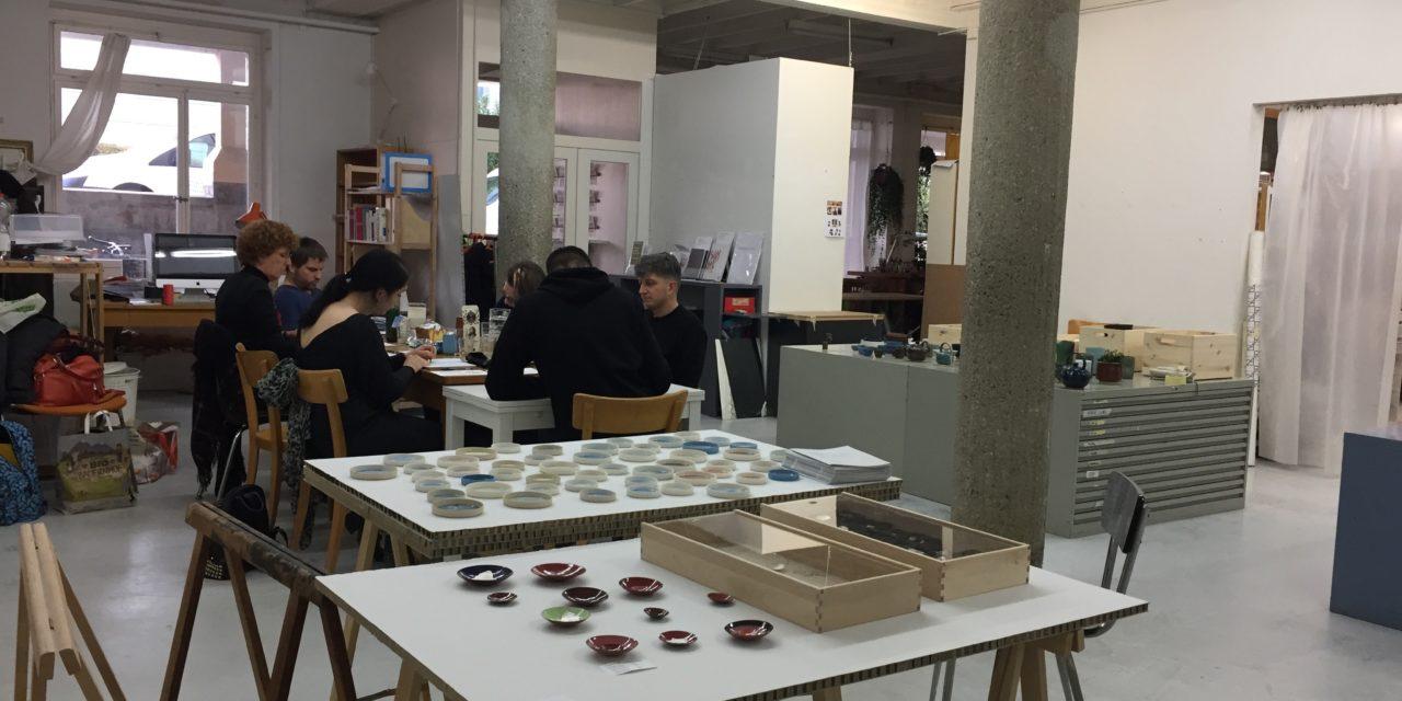 Un samedi à L-Imprimerie avec «Caractères Mobiles»