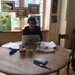Un atelier de poésie avec Isabelle Sbrissa à Undervelier