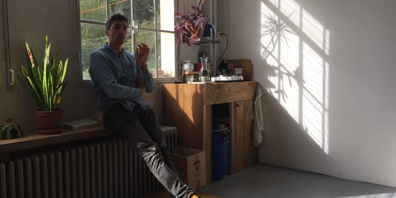 Un samedi avec Jérémie Gindre
